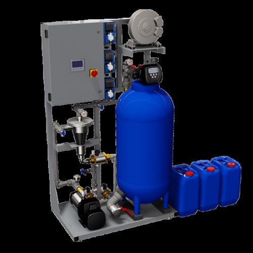 سیستم بازیابی آب کارواش