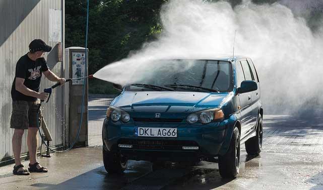 کاهش مصرف آب با احداث کارواش اتوماتیک